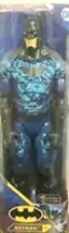 NEW 2021 SPIN MASTER DC 1ST EDITION BATMAN TECHNO BLUE CAMOUFLAGE 12 INC... - $14.99