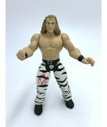 WWE Titan Shawn Michaels HBK Twist Punch Action Figure 1998 Jakks Pacific - $8.99