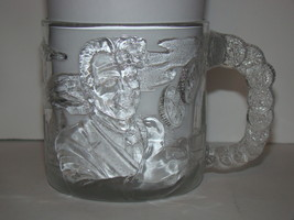 McDonald's - 1995 BATMAN FOREVER - TWO-FACE Glass Cup - $18.00