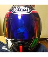Arai full face helmet RX-7 RR5 HAGA MONZA M size replica Ducati rare used - $479.99