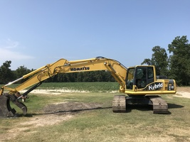 2014 Komatsu HB 215 LC For Sale in Conway, South Carolina 29527 image 4