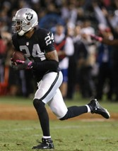 CHARLES WOODSON 8X10 PHOTO OAKLAND RAIDERS PICTURE NFL FOOTBALL - $3.95