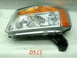 Oem Headlight Head Light Lamp Headlamp Nissan Titan 08 09 10 11 12 13 14 15 Nice - $99.00