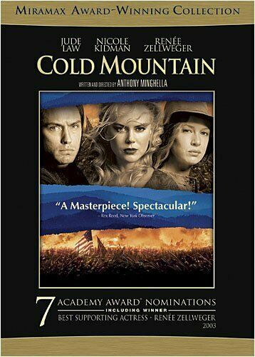 Primary image for Cold Mountain (Two-Disc Collector's Edition) [DVD]