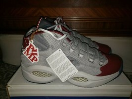 Reebok x Villa Pump Question Men's Size 11.5 Rare A DAY IN PHILLY - $449.99