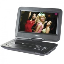 10 In TFT LCD Swivel Screen Portable DVD Player - $117.00