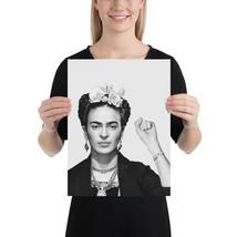 Frida Kahlo Mug Shot Mugshot Poster Poster 2 - $11.50+