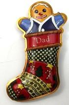 Hallmark Keepsake Dad 1999 Christmas Ornament Vintage - $6.99
