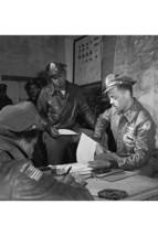 Tuskegee airmen Woodrow W. Crockett and Edward C. Gleed, Ramitelli, Italy, March - $19.99+