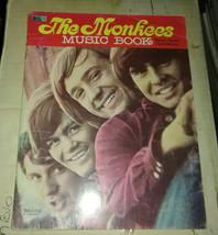 Monkees Peter Tork, Mike Nesmith, Mickey Dolenz Davy Jones Songbook - $49.99