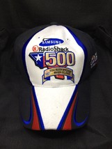 Radio Shack 500 White hat cap NASCAR  Texas Motor Speedway - $7.69