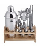 Professional Bartender Set 12Pcs 550ML Cocktail Shaker Set Hand Shaker F... - €38,43 EUR