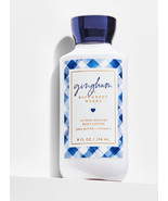 Bath & Body Works Gingham 24-Hour Moisture Shea Butter Vitamin E Body Lo... - $12.47