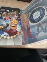 Sony PSP Buzz! Master Quiz image 2