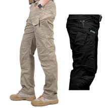 Outdoor Sports Casual Cotton Pants Mens SWAT Combat Pants Overalls Trous... - $37.74