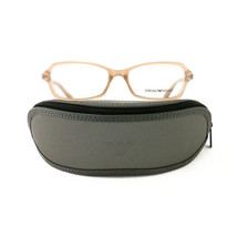 Emporio Armani EA3009F Eyeglasses 5084 Opal Brown Pearl 54 16 140 - $60.80