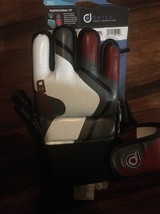 Century Drive Fight Gloves Whi/maroon/grey Men's Med New - $29.68