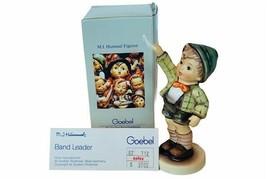 Goebel MI Hummel figurine Germany box coa signed vtg 545 Come Back Soon ... - $49.45