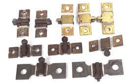 LOT OF 10 SQUARE D HEATER ELEMENTS B2.10, B19.5, B11.5, CC-112