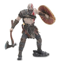 18cm NECA Toys Game God of War 4 Kratos PVC Action Figure Ghost of Spart... - $80.99