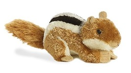 "Plush Chip the Chipmunk Stuffed Toy By Aurora 8"" - $10.28"