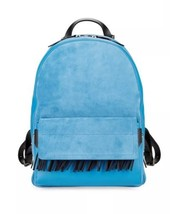 3.1 Phillip Lim Bianca Leather Mini Backpack With Fringe (Blue) $1025 - $363.84