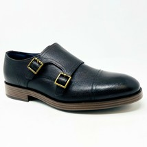 Cole Haan Henry Grand DBL Monk Leather Java Brown C26057 Mens Size 7 - $69.95