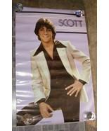 Scott Baio Poster 1979 Hollywood Teen Galaxy Publishing Corp Ivan Vaughan - $20.00