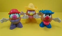Toy Story Mini Mr Potato Head Mini Hasbro 1995 Vintage  - $22.83