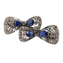 Beautiful Hair Barrettes Bowknot Hair Pin Hair Clip Classical Hair Accessories