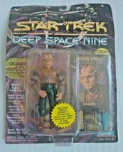 Quark Star Trek Deep Space Nine Action Figure 1993 Signed by Armin Shimerman  - $87.52