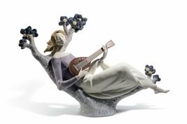 Lladro Porcelain 01008596 Romantic Serenade Limited Edition New Box 8596 - $2,601.85