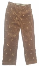 Polo Ralph Lauren Newport Corduroy Pants Embroidered Hunters Men's Size ... - $80.99