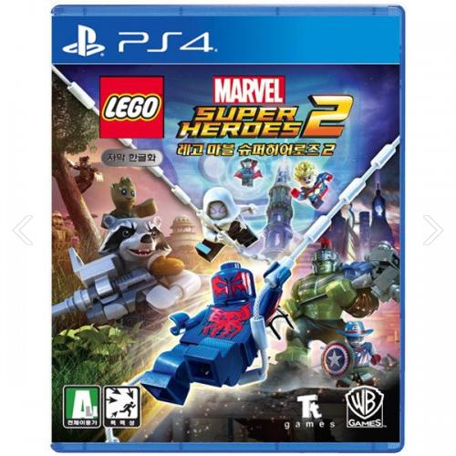 PS4 LEGO MARVEL Super Heroes 2 Korean subtitles - $25.09