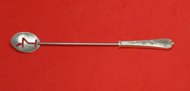 Sterling Rose by Wallace Sterling Silver Martini Spoon HHWS  Custom Made - $67.55