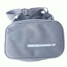 Nintendo GameBoy Advance SP Gray Carrying Case - $15.51