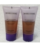 2 Sonia Rykiel RYKIEL HOMME Hair Body Shampoo Gel Men Travel Size 1 oz/3... - $7.91