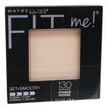 Maybelline New York Fit Me! Set + Smooth Buff Beige Pressed Powder 0.3oz Compact - $12.85