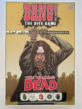 USAopoly Bang! The Dice Game The Walking Dead Opened but not played with - $13.49