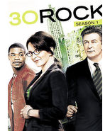 30 Rock: Season 1 (DVD, 2007, 3-Disc Set) - $10.00
