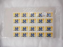 Love True Blue Booklet Pane of 20  - Mint NH VF Original pk - $9.57