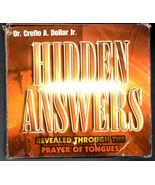 Hidden Answers Revealed Through the Prayer of Tongues, Creflo A. Dollar, Jr. - £57.84 GBP