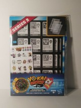 Yo-Kai Watch Medallium Collection Book Binder Pages Series 2 Snartle Medal - $15.85