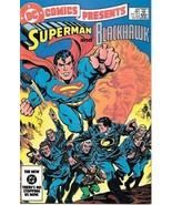 DC Comics Presents Comic Book #69 Superman DC Comics 1984 VERY FINE+ - $3.25