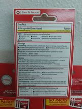 (3)~Sealed Boxes of Tylenol Extra Strength ,Travel Packs~ Exp. 07/2023~ Go Packs image 4