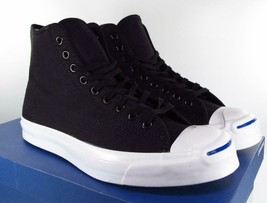 Converse Jack Purcell Signature High Top INKED Blue 153592C (9.5 Women /... - $77.00