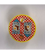 Vintage Fisher Price Little People Breakfast Table Replacement Part - $7.87