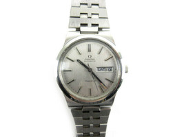 Omega Watches Watch GENEVE Geneva Automatic Day-Date 33mm Silver - $1,121.59