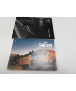 S40       2001 Owners Manual 195550 - $24.75