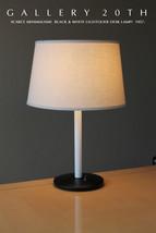 MID CENTURY MODERN LIGHTOLIER DESK LAMP! Eames Atomic 50's 60's White Bl... - €648,74 EUR